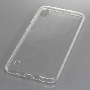 TPU Case / Handyhülle für Samsung Galaxy A10 voll transparent