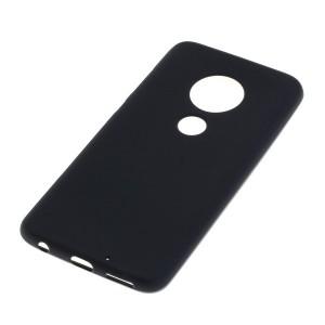 Schutzhülle / Handyhülle für Motorola G7 schwarz