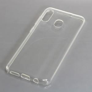 TPU Case / Handyhülle für Samsung Galaxy A20 voll transparent