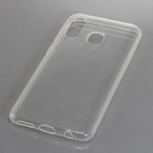 TPU Case / Handyhülle für Samsung Galaxy A40 voll transparent
