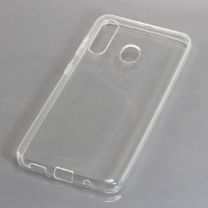 TPU Case / Handyhülle für Samsung Galaxy A60 voll transparent