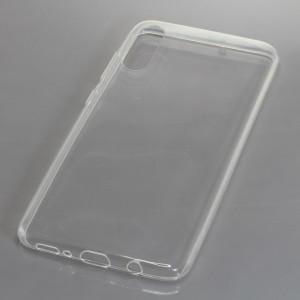 TPU Case / Handyhülle für Samsung Galaxy A70 voll transparent