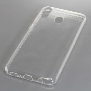 TPU Case / Handyhülle für Samsung Galaxy M20 voll transparent