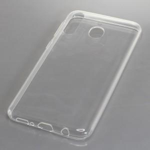 TPU Case / Handyhülle für Samsung Galaxy M30 voll transparent