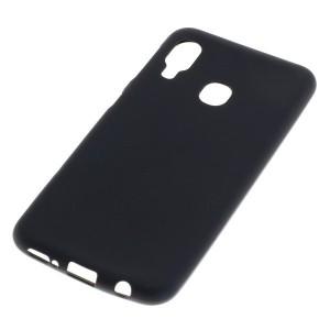 TPU Case / Handyhülle für Samsung Galaxy A20e schwarz
