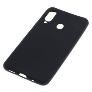 TPU Case / Handyhülle für Samsung Galaxy A60 schwarz