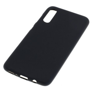 TPU Case / Handyhülle für Samsung Galaxy A70 schwarz
