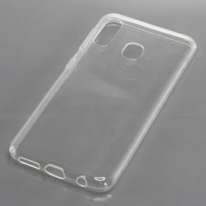 TPU Case / Handyhülle für Samsung Galaxy A20e voll transparent