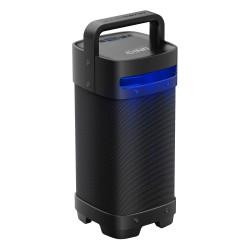 UNIQ Party Bluetooth Lautsprecher Karaoke Schwarz USB AUX SD TWS