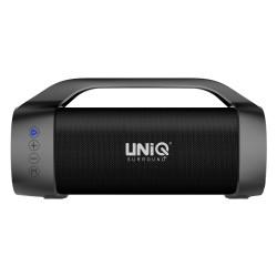 UNIQ Jazz Bluetooth Lautsprecher Schwarz Waterproof USB AUX SD TWS