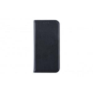 Premium Handytasche / Book Case für Samsung Galaxy S10 Schwarz