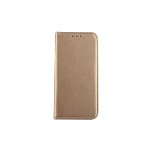 Premium Handytasche / Book Case für Samsung Galaxy S10 Gold