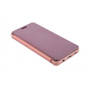 Ultra Slim Tasche / Book Case für Samsung Galaxy S10 Rose