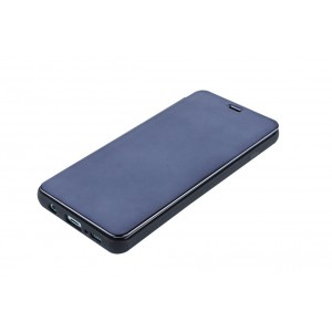 Ultra Slim Tasche / Book Case für Samsung Galaxy S10 Blau