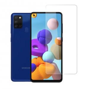 Panzerglas / Displayschutzglas Samsung Galaxy A21S Transparent