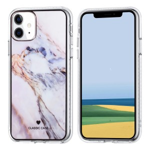 iPhone 11 Classic Case Hülle Cover Gradient Gold
