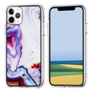 iPhone 11 Pro Classic Case Hülle Cover Gradient Crystal