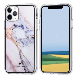 iPhone 11 Pro Classic Case Hülle Cover Gradient Gold