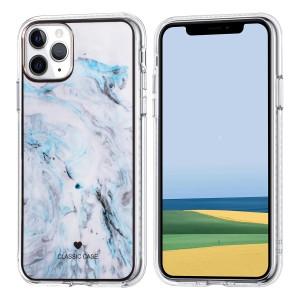 iPhone 11 Pro Classic Case Hülle Cover Gradient Blau