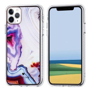 iPhone 11 Pro Max Classic Case Hülle Cover Gradient Crystal