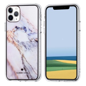 iPhone 11 Pro Max Classic Case Hülle Cover Gradient Gold