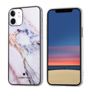 iPhone 12 mini Classic Case Hülle Cover Gradient Gold