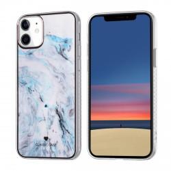 iPhone 12 mini Classic Case Hülle Cover Gradient Blau