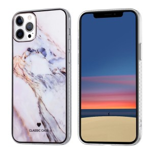 iPhone 12 Pro Max Classic Case Hülle Cover Gradient Gold