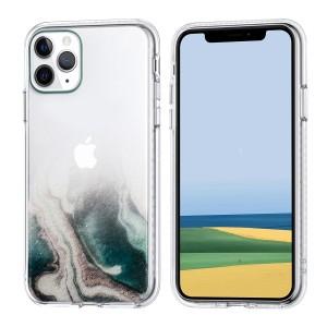 iPhone 11 Pro Case Hülle Cover Gradient Print Transparent 673