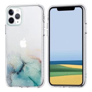 iPhone 11 Pro Case Hülle Cover Gradient Print Transparent 674