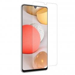 Panzerglas / Displayschutzglas Samsung Galaxy A42 Transparent
