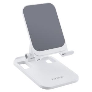 Smartphone / iPhone / Tablet Tischhalter Earldom universal weiß