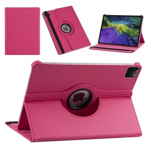 iPad Pro 11 (2021) Book Case Tablet Smart Cover Hülle 360° Pink