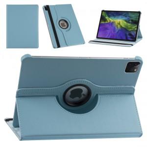 iPad Pro 11 (2021) Book Case Tablet Smart Cover Hülle 360° Hellblau