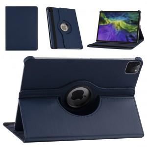 iPad Pro 11 (2021) Book Case Tablet Smart Cover Hülle 360° Dunkelblau