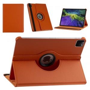iPad Pro 11 (2021) Book Case Tablet Smart Cover Hülle 360° Orange
