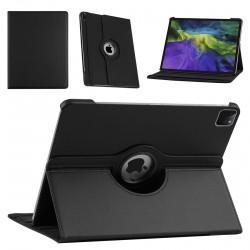 iPad Pro 12.9 (2021) Book Case Tablet Smart Cover Hülle schwarz
