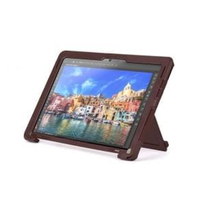 Griffin Survivor Slim Case | Schutzhülle für Microsoft Surface Pro 2017 / Pro 4 / Pro 6 Rot Burgundy