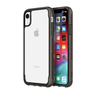Griffin Survivor Clear Case | Schutzhülle für iPhone XR | Transparent / schwarz