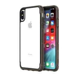 Griffin Survivor Clear Case | iPhone Xs Max | Transparent / schwarz