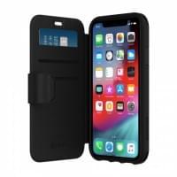 Griffin Survivor Strong Wallet | Tasche für iPhone XR | Schwarz