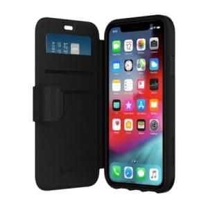 Griffin Survivor Strong Wallet | Tasche für iPhone XR | Schwarz