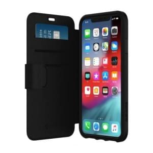 Griffin Survivor Strong Wallet | Tasche für iPhone Xs / X | Schwarz