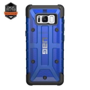 Urban Armor Gear Plasma Schutzhülle | Samsung Galaxy S8 | Cobalt (Blau transparent)