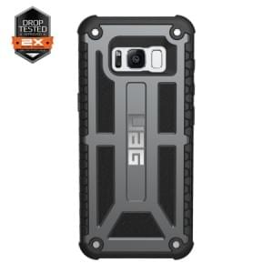 Urban Armor Gear Monarch Schutzhülle | Samsung Galaxy S8 | Graphit