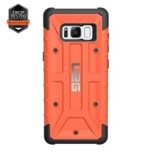 Urban Armor Gear Pathfinder Schutzhülle | Samsung Galaxy S8+ Plus | Rust (Orange)