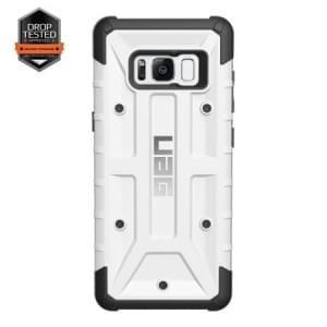 Urban Armor Gear Pathfinder Schutzhülle | Samsung Galaxy S8+ Plus | Weiß
