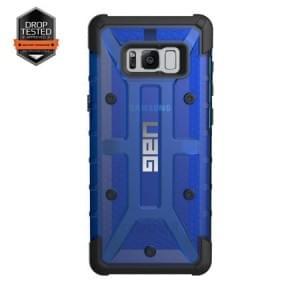 Urban Armor Gear Plasma Schutzhülle | Samsung Galaxy S8+ Plus | Cobalt (blau transparent)