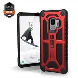 Urban Armor Gear Monarch Case | Samsung Galaxy S9 | Crimson Rot
