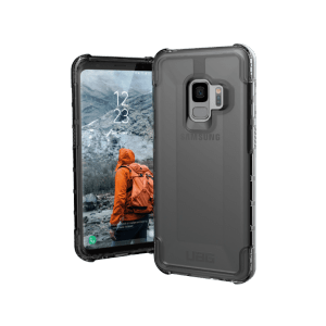 Urban Armor Gear Plyo Case | Samsung Galaxy S9 | Ash Transparent
